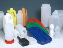 Stock Plastic Containers